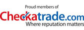 Checkatrade logo, Where reputation matters