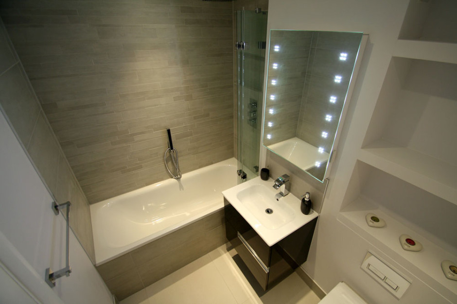 Bathroom Design Kingston bathroom renovation in kingston upon thames | seal homes