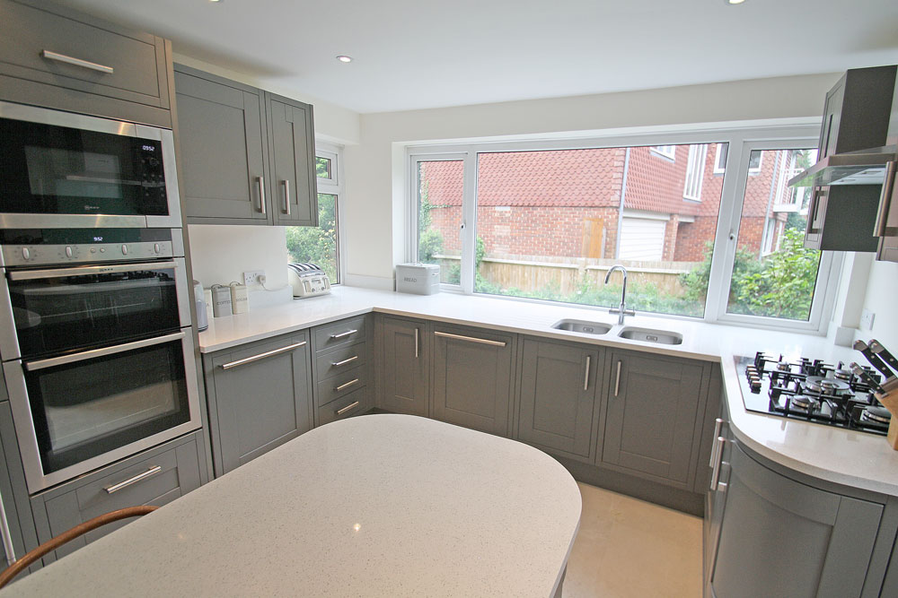 Kitchen Amp Utility Room Renovation In Claygate Seal Homes