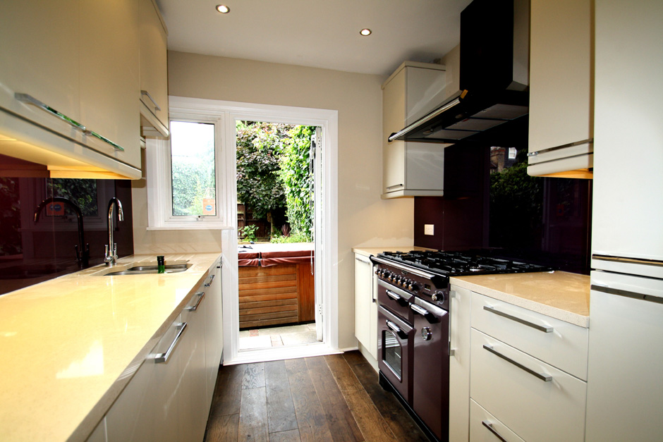 very narrow kitchens bespoke kitchen renovation in south west seal homes 815