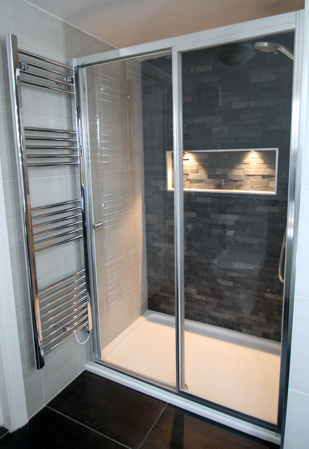 Bathroom Renovations Kingston Ontario: Shower Room Refurbishment In Kingston Upon Thames