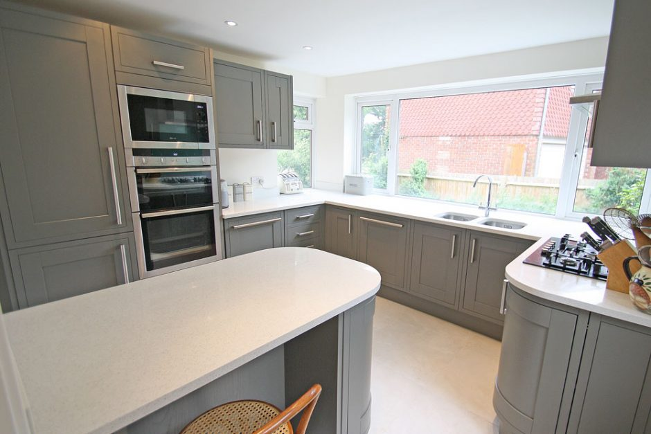 Kitchen & Utility Room Renovation In Claygate